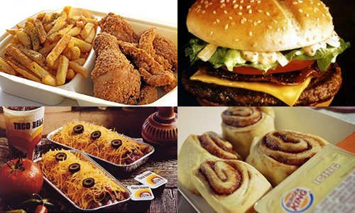 20 fast food menu items that have been discontinued