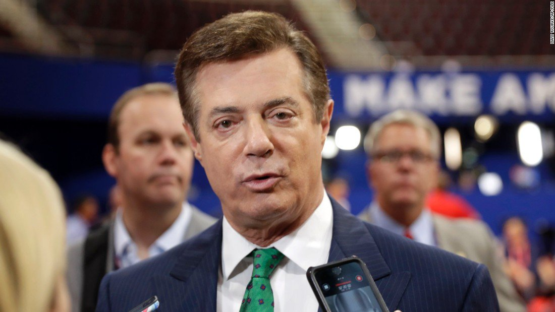 Report: Manafort offered to brief Russian billionaire on election