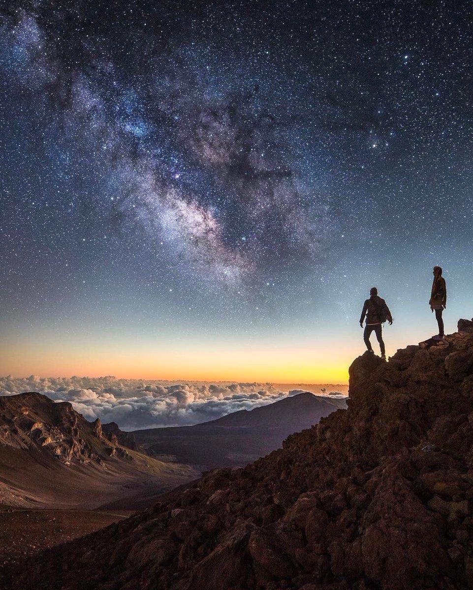 RT @earth_captured: Haleakalā National Park https://t.co/uXOstqMm0e