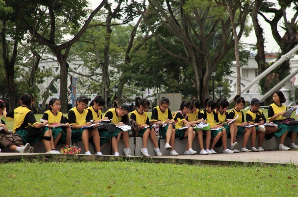 The downside to Singapore's world-class education system: Stress, segregation, suicide