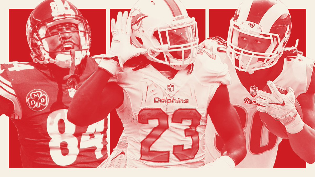 Todd Gurley is back.  Fantasy football big board for Week 3 👉 https:/...