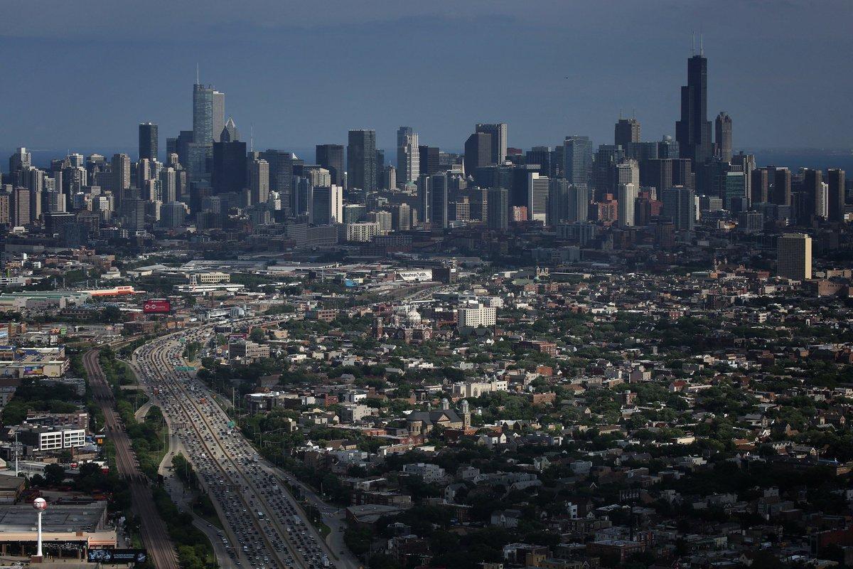 Chicago dreams of Amazon