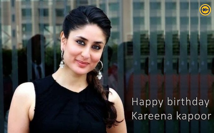 Happy birthday to he bebo of Bollywood, Kareena Kapoor