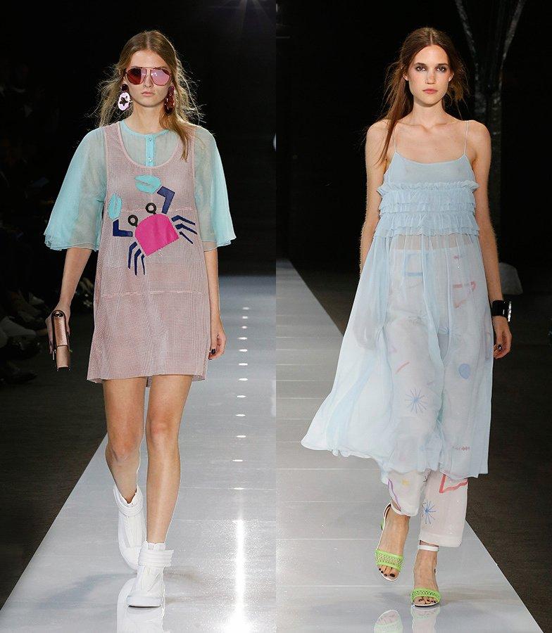 RT @fashionpressnet: エンポリオ アルマーニ 2018年春夏コレクション公開 - https://t.co/PzTmBtJijD https://t.co/eYguc2E7HL