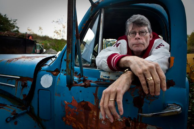 Happy Birthday to Stephen King who turns 70 today!