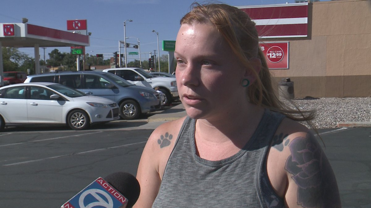 'Tired of being a sitting duck': Clerk suspended for shooting alleged robber