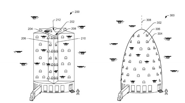 Amazon's delivery drone hive patent is an urban planning nightmare https://t.co/vssa3knaLg https://t.co/nx6LWUHA5D