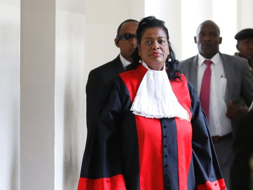 There was no basis to nullify election - Njoki