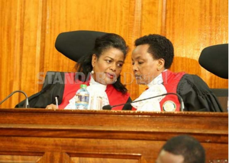 There was no basis to upset the will of the voter, says Justice Njoki Ndung'u