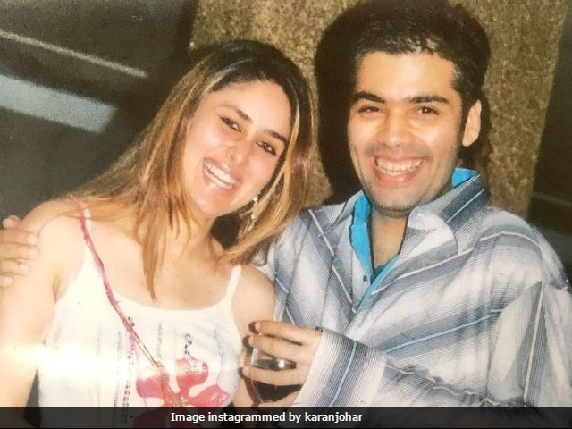 Happy Birthday, Kareena Kapoor. See Posts From BFFs Karan Johar And Amrita Arora