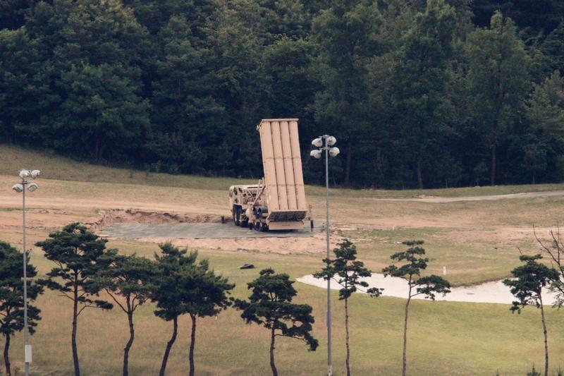 China reiterates calls for South Korea to remove THAAD