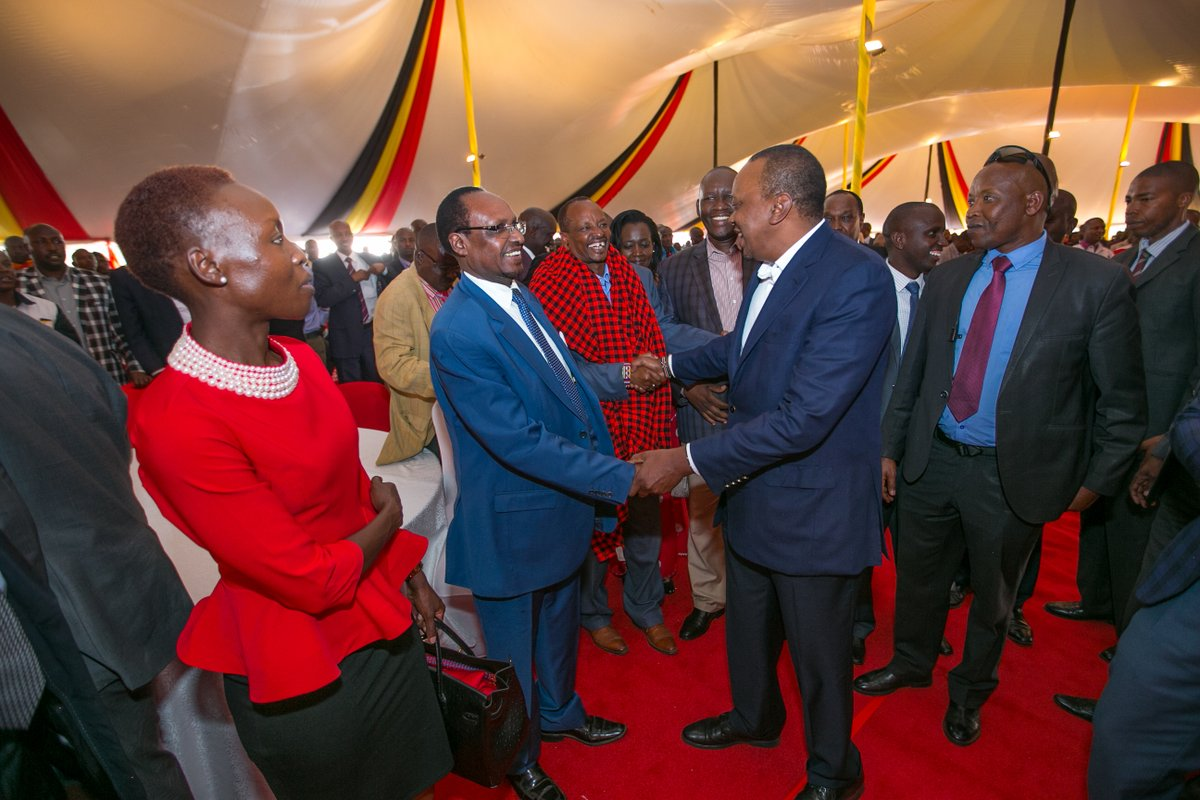 I'll remain the President even if NASA succeeds in stopping election – Uhuru