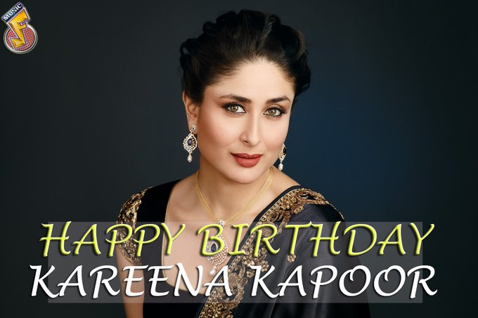 Happy birthday to the very gorgeous Kareena kapoor