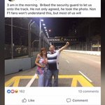 Firm in charge of F1 security seeks legal advice over bribery claim