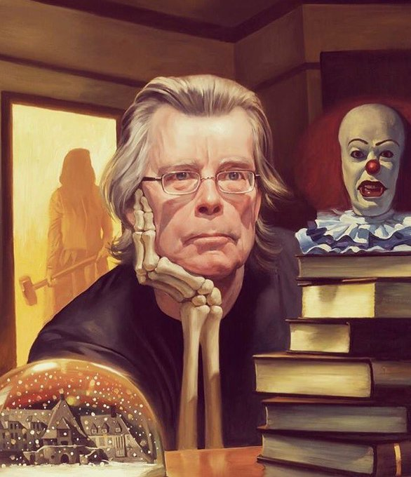 Happy 70th Birthday Stephen King