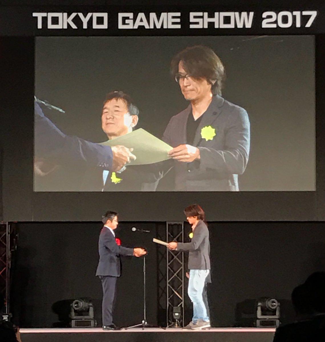 経済産業大臣賞は、ポケモンGOプロジェクトチーム!