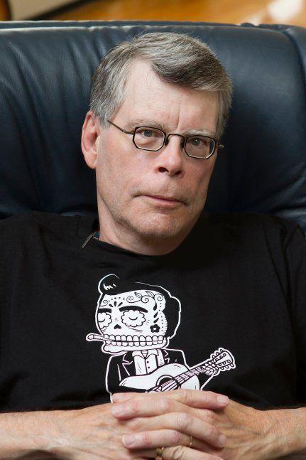 Happy Birthday, Stephen King!  via