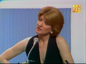 A Happy 73rd Birthday to panel alum Fannie Flagg!