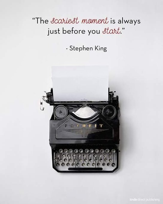 Happy birthday Stephen King!