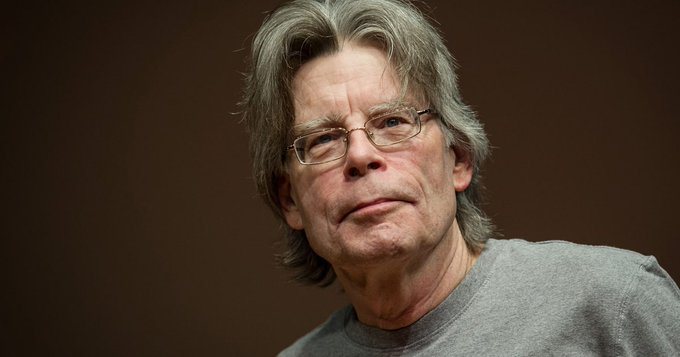 They all float! A big Happy Birthday to an amazing writer, Mr Stephen King!