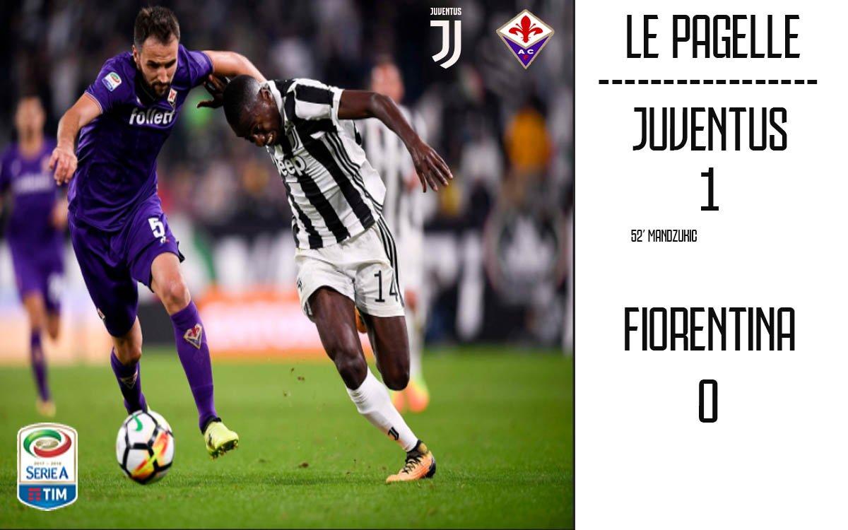 #JuveFiorentina