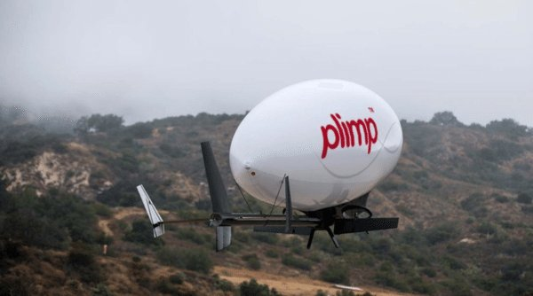 The Plimp is a plane-blimp mashup that promises safe air transport https://t.co/HoViD8VOKN https://t.co/Az2UcRKu9i