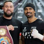 Joseph Parker v Hughie Fury: How the world's boxing stars see it