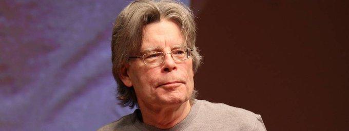 Happy birthday, - Herzlichen Glückwunsch zum Geburtstag, Stephen King!