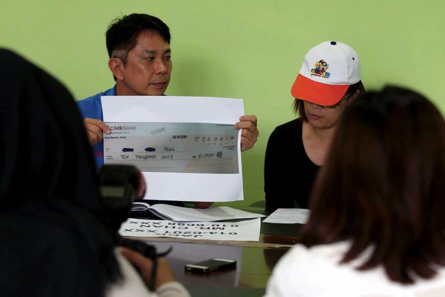 Single mum in Johor Baru loses RM24,000 in money-lending scam