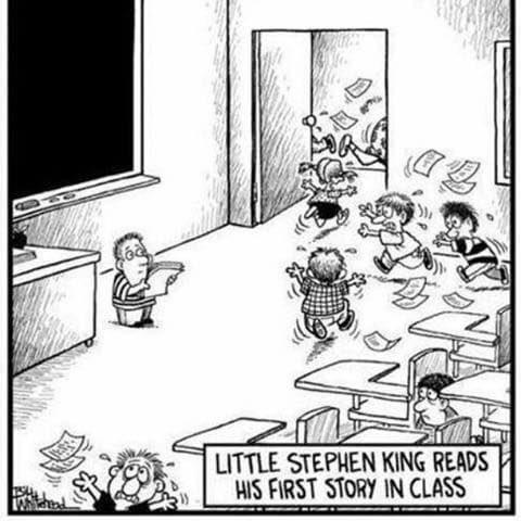 #StephenKingDay