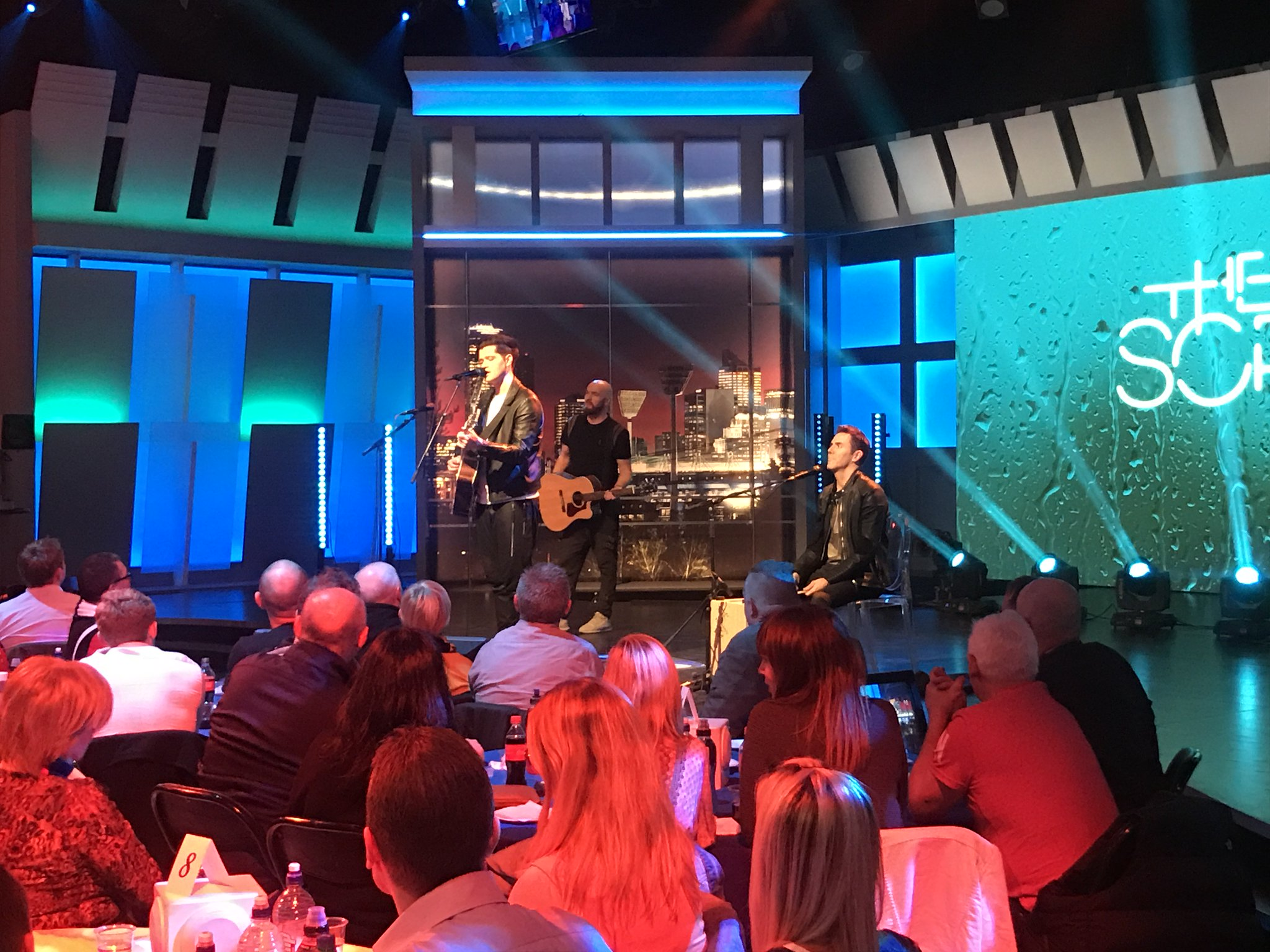 Amazing time performing on @AFLFootyShow in Australia this evening!! #9AFLFootyShow https://t.co/CItT4EsaJN