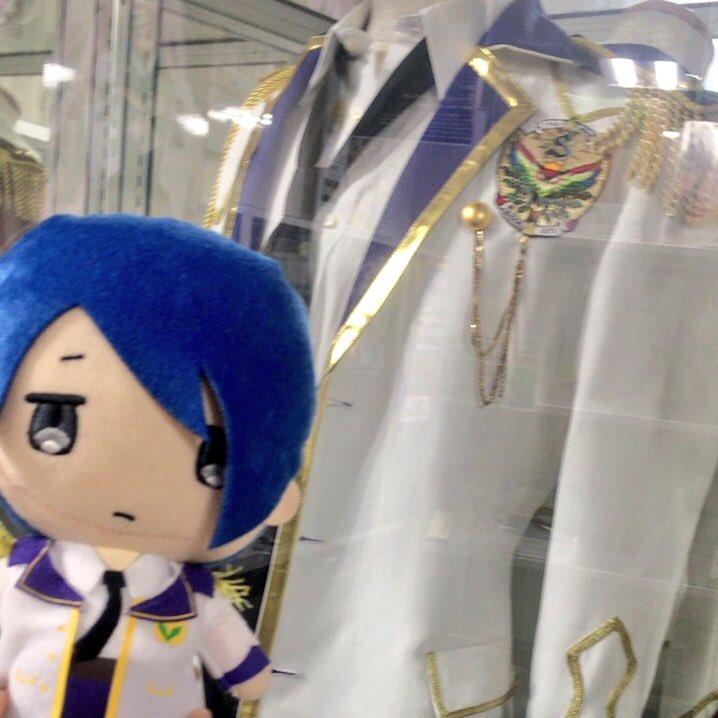 ガルステのマジきゅん衣装見てきたよー(*´꒳`*)#hoshifes2017 #magic_kyun