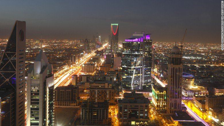 Saudi Arabia is pumping $2.7 billion into new entertainment projects