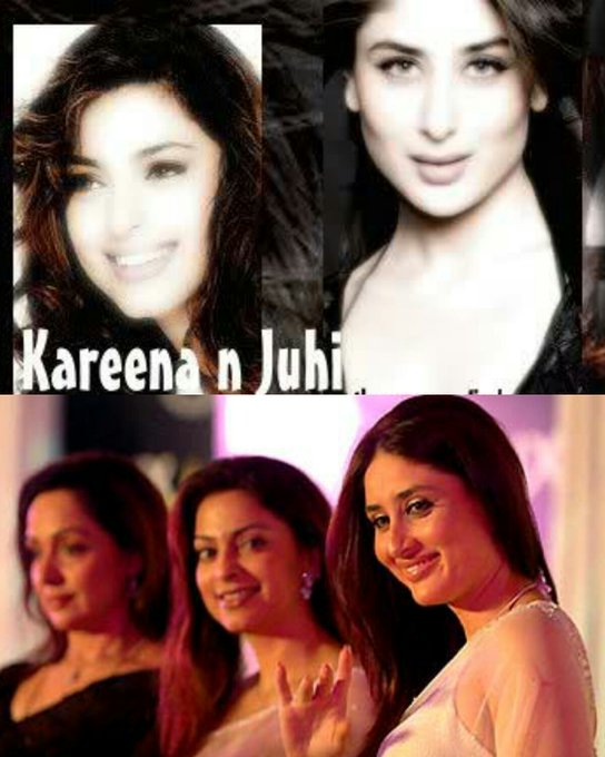 Wishes a very Happy Birthday to Kareena Kapoor Khan .. and ..
