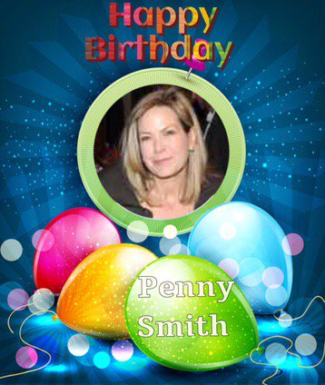 Happy Birthday Penny Smith, Ben Proud, Faris Badwan, Nyree Kindred, James Richardson, Corinne Drewery & Dave Gregory
