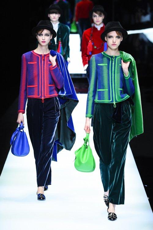 RT @fashionpressnet: ジョルジオ アルマーニ 2018年春夏コレクションを9/22(金)午後6:30からライブ配信 - https://t.co/vyL0djRrTl https://t.co/hhK7floYxd