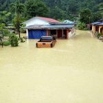 70 homes in Perlis under water as heavy rain pounds state