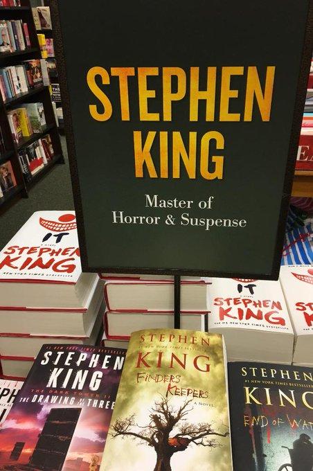 Happy Birthday to Stephen King!