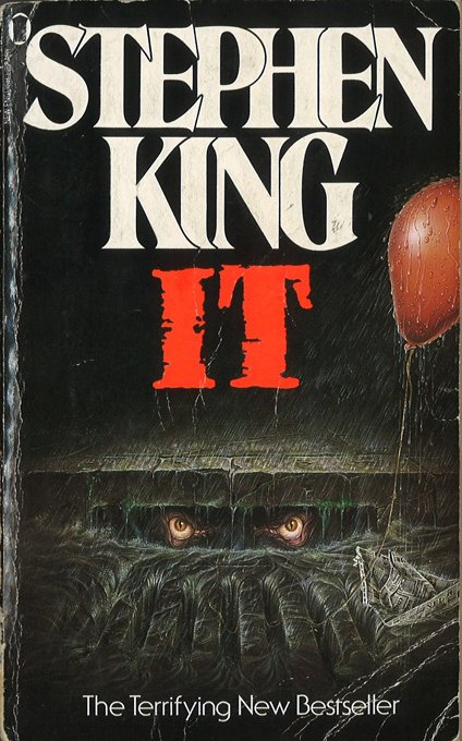 Wishing Stephen King a very happy 70th birthday!
