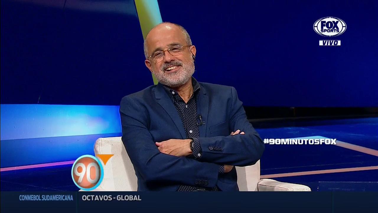 ¡A pedido de @PolloVignolo! #90MinutosFOX @daniarcucci: 'Si River pasa hoy, es campeón de América' #LibertadoresxFOX https://t.co/mWtha7OUbK