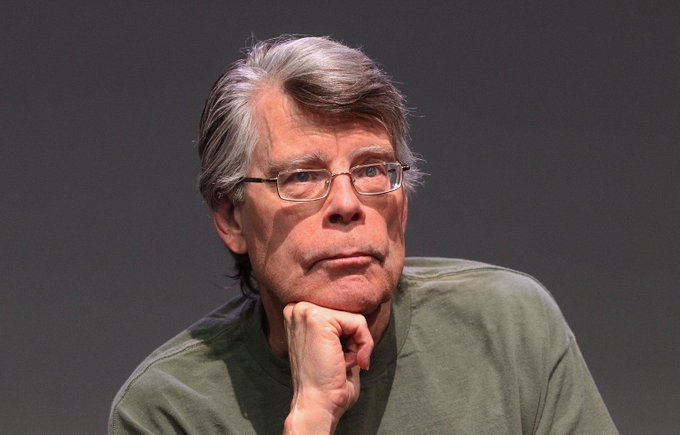 Happy bday to Bow down to the master. What\s your favorite Stephen King story?