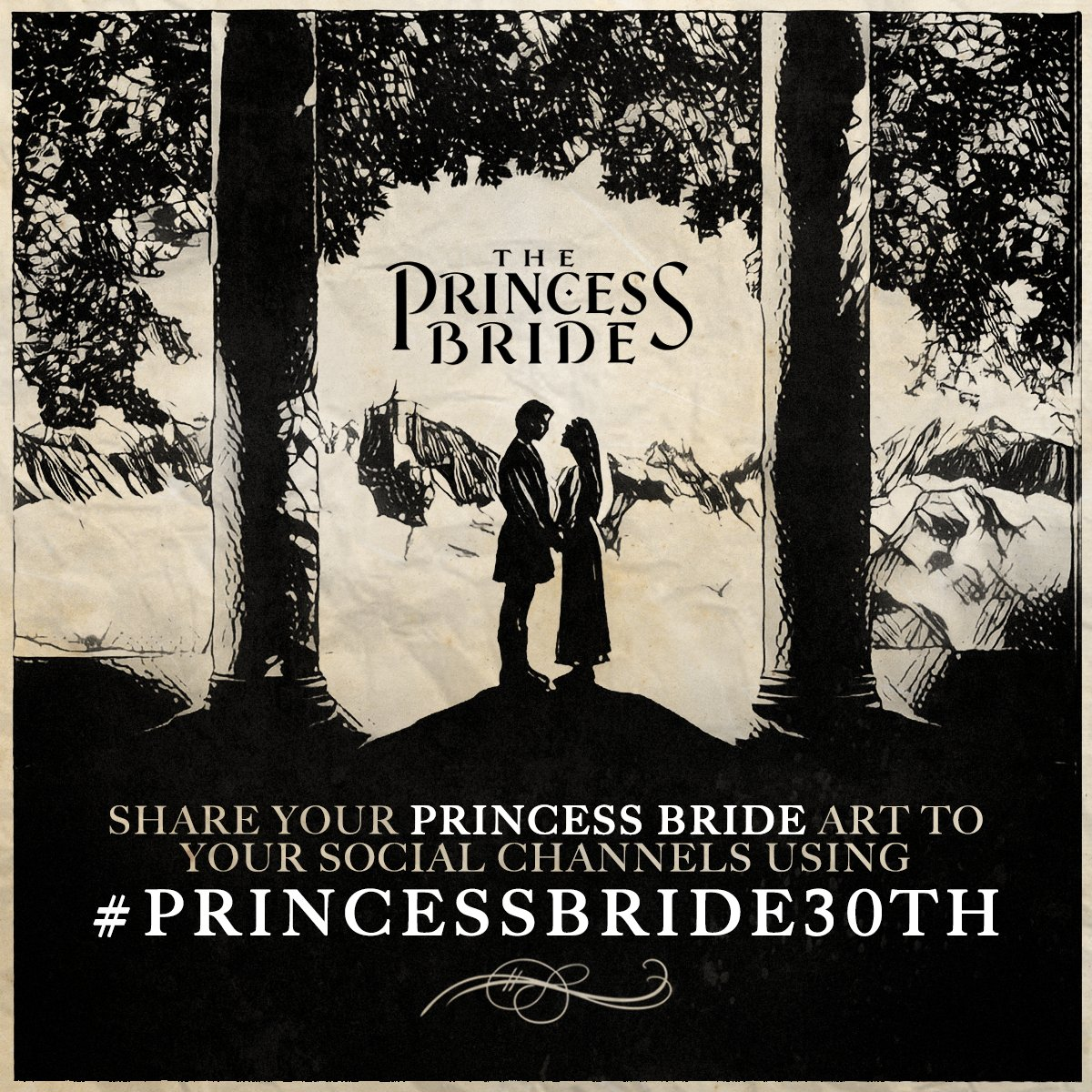 Unleash your artistic side in celebration of The #PrincessBride30th An...