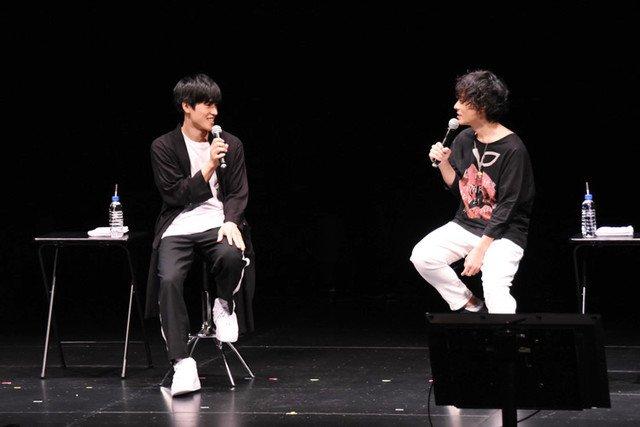【イベントレポート】「ボールルームへようこそ」土屋神葉、櫻井孝宏の演技に感銘受け「眠れなかった」 #京まふ