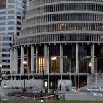 Man sets himself on fire outside New Zealand parliament