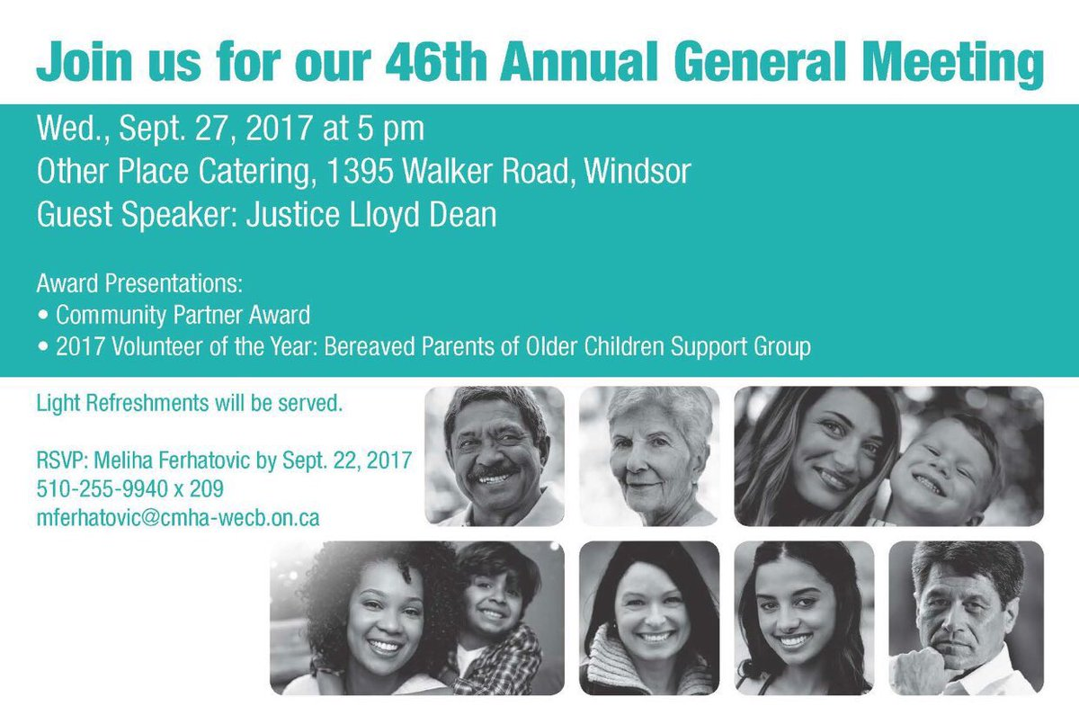 test Twitter Media - #mentalhealthforall please join us on Sept.27th at 5pm for our 46th Annual General Meeting. https://t.co/uagJHFLsmy