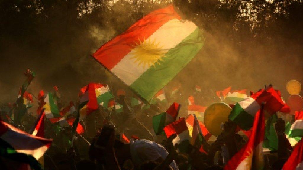Turkey mulls options, rallies support to oppose Kurdish state
