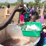 Two South Sudanese refugees injured at food aid distribution site in Uganda