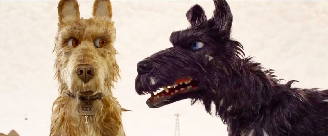 Wes Anderson returns with an original stop-motion adventure. Watch the...