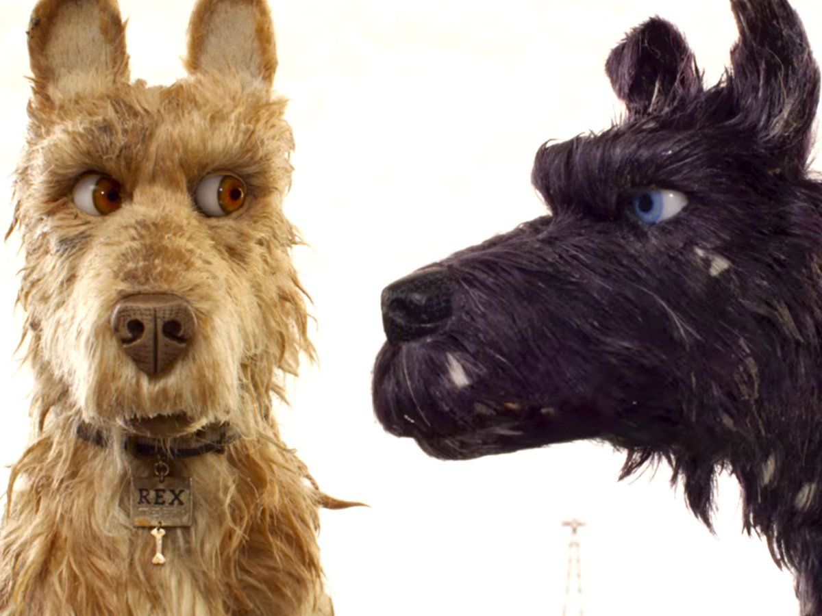 The first trailer for Wes Anderson's Isle of Dogs is here and it's an...