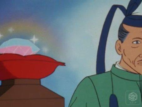 第17話……石川五右衛門がダイナモンドを持っていたのではないか?との話。実際はダイヤモンドだったオチはともかく、石川五右